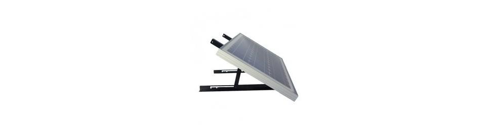 Structures photovoltaïques