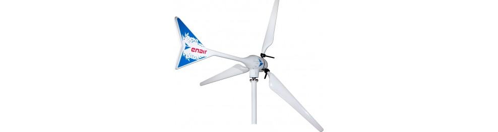 Éoliennes (Site isolé)