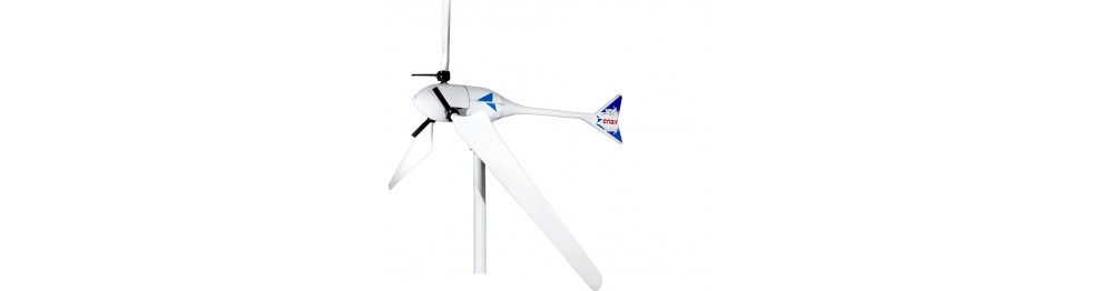 Éoliennes (Connecté réseau)
